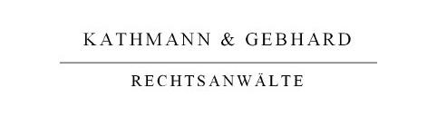 Kathmann Gebhard